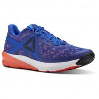 Reebok Osr Running Shoes Mens Blue/Red/White/Black CN2518