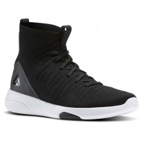 Reebok Hayasu Studio Shoes Womens Black/White BS5908