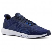 Training Shoes Reebok Flexagon Mens Blue CN2595