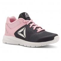 Running Shoes Reebok Rush Runner Girls Navy/Light Pink CN5330