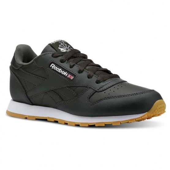 Reebok Classic Leather Schuhe Kinder Weiß CN5613