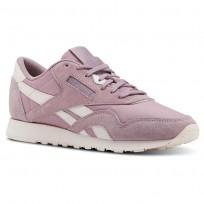 Reebok Classic Nylon Shoes Womens Pink CN2886