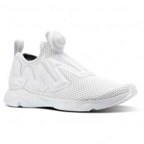 Reebok Pump Supreme Lifestyle Shoes Mens White/Blue CN4759