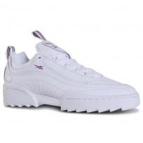 Zapatillas Reebok Rivy X Ripple Hombre Blancas/Rosas DV6619