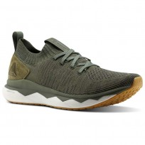 Reebok Floatride Rs Ultk Lifestyle Shoes Mens Green/Grey/White CN1099