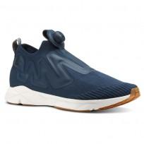 Reebok Pump Supreme Lifestyle Shoes Mens Blue CN4666