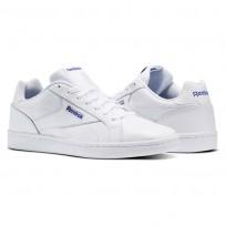 Reebok Royal Complete Shoes Mens White/Royal BS7988