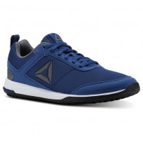 Training Shoes Reebok Cxt Tr Mens Blue/White/Silver/Black CN2666