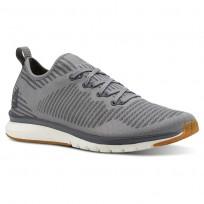 Reebok Print Smooth Running Shoes Mens Grey CN2894