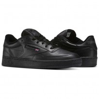 Reebok Club C 85 Shoes Mens Black/Grey AR0454