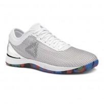 Shoes Reebok Crossfit Nano Womens White/Silver CN8064