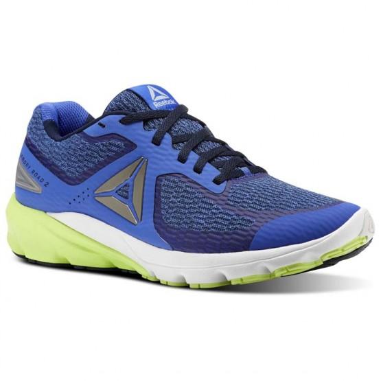 Running Shoes Reebok Harmony Road Mens Blue/Navy/White CN1181