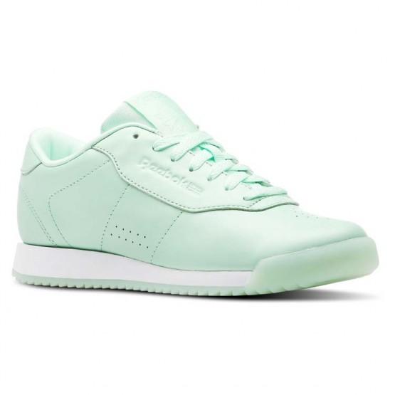 Reebok Princess Shoes Womens Green/White CN5150