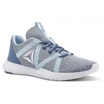 Reebok Reago Training Shoes Womens Blue/White CN5188