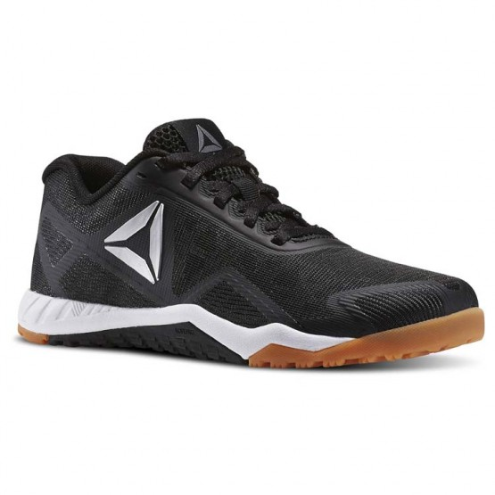 Reebok Ros Workout Tr 2.0 Training Shoes Womens Black/White/Silver BD5132