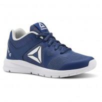 Running Shoes Reebok Rush Runner Girls Blue/Grey/White CN5327