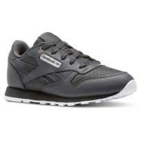 Reebok Classic Leather Schuhe Kinder Weiß CN5161