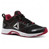 Reebok Ahary Runner Running Shoes Womens White/Black/Rose CN5346