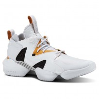 Reebok 3d Op. Shoes Mens White/Gold CN5242
