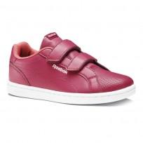 Reebok Royal Comp Shoes For Girls Rose/Pink/White CN4829