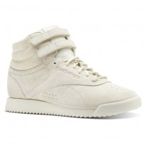 Shoes Reebok F/S Hi Ripple Womens White CN3403