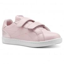 Reebok Royal Comp Schuhe Mädchen Rosa/Weiß/Silber CN5062