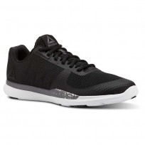 Reebok Sprint Tr Training Shoes Womens Black/White CN4899
