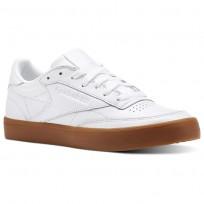 Zapatillas Reebok Club C 85 Mujer Blancas CN2188