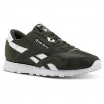 Reebok Classic Nylon Shoes Kids White CN5021