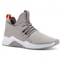 Reebok Guresu 2.0 Studio Shoes Womens Grey/White/Red CN2833