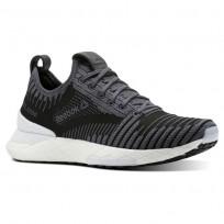 Reebok Floatride 6000 Lifestyle Shoes Womens Black/Grey/White CN5261