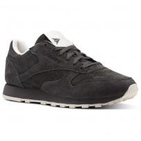 Reebok Classic Leather Schuhe Damen Grau/Rosa BS9881