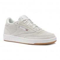 Reebok Club C 85 Schuhe Damen Weiß CN5511