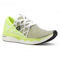 Reebok Floatride Run Running Shoes Womens Yellow/Black CN5241