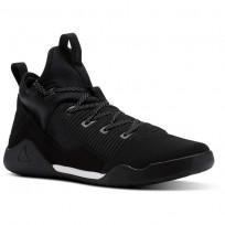 Reebok Combat Noble Tactical Shoes Mens Black/White CN0742