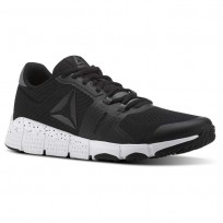 Reebok Trainflex2.0 Training Shoes Mens Black/White BS9906