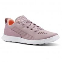 Reebok Evazure Dmx Lite Walking Shoes Womens Pink/White CN4539