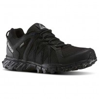 Reebok Trailgrip Walking Shoes Mens Black/Navy BD4155