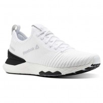 Reebok Floatride 6000 Lifestyle Shoes Mens White/Black/White CN5262