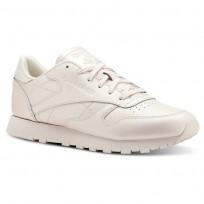 Reebok Classic Leather Schuhe Damen Rosa CN5467