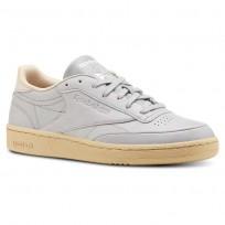 Shoes Reebok Club C 85 Womens Grey/White CN3030