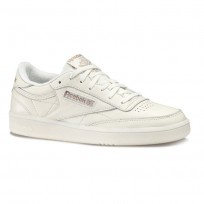 Reebok Club C 85 Shoes Womens Rose Gold CN5836