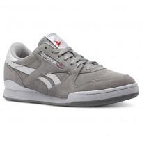 Reebok Phase 1 Pro Schuhe Herren Grau/Weiß CN4981