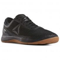 Reebok Crossfit Nano Shoes Mens Black/White CN8066