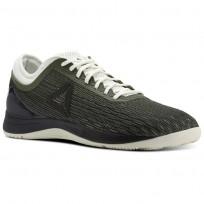 Reebok Crossfit Nano Shoes Mens Green CN1030