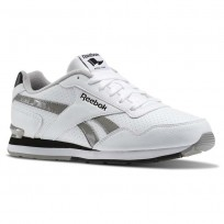 Shoes Reebok Royal Glide Mens White/Dark Grey/Black/Grey AQ9165