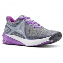 Reebok Osr Running Shoes Womens Grey/Purple BS8600