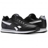 Shoes Reebok Royal Mens Black/White/Grey BS8198
