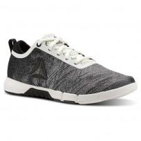 Reebok Speed Training Shoes Womens Black/Grey CN4860