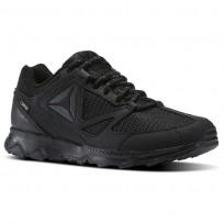 Zapatillas Running Reebok Skye Peak Gtx 5.0 Mujer Negras/Gris BS7668